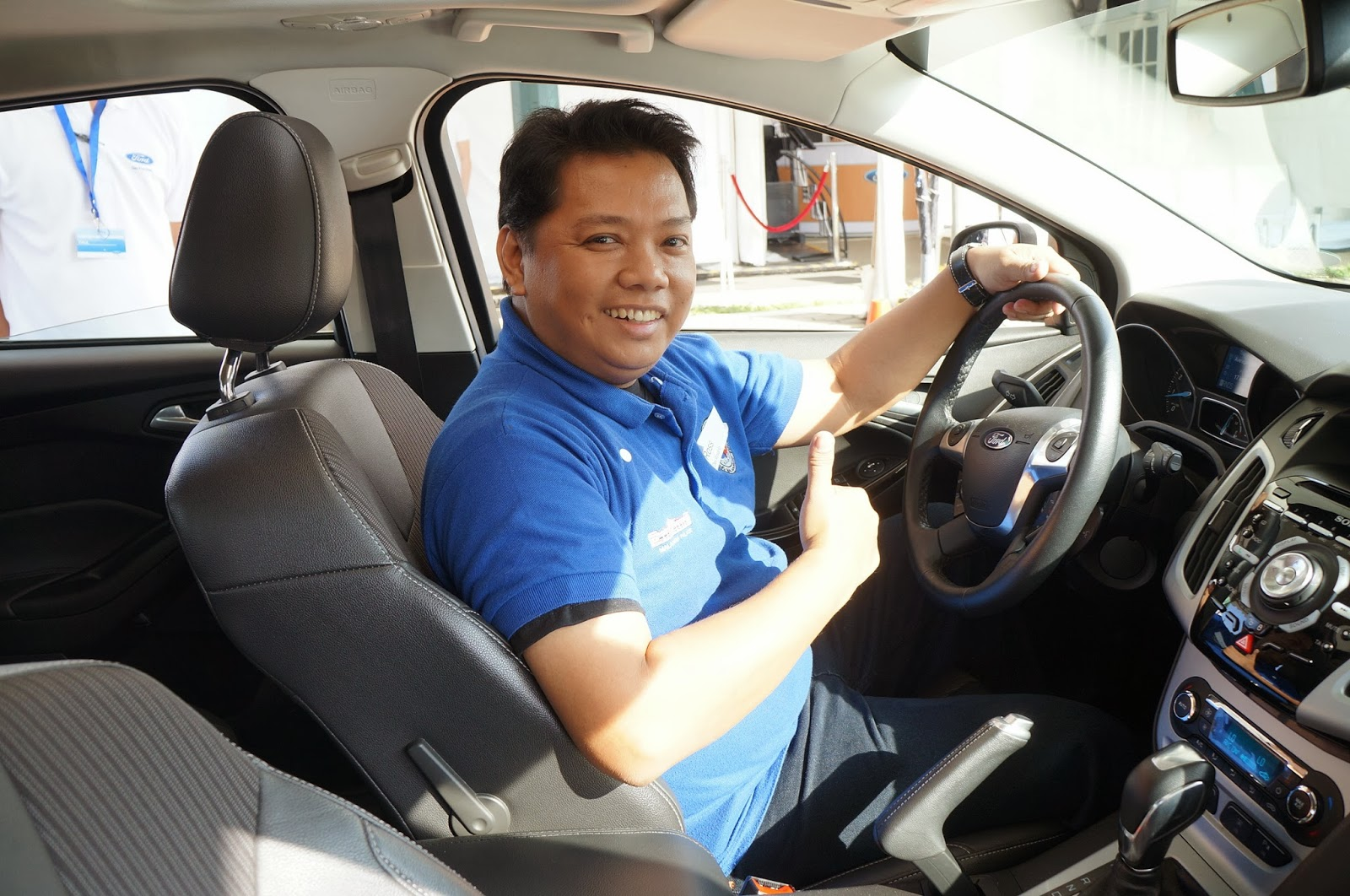 Pledging to Drive Safely With Innovative Technologies from ...