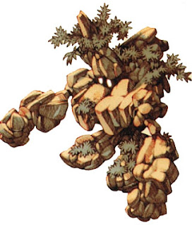 final fantasy tactics golem