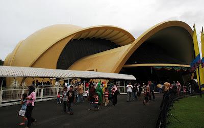 Keong Mas – Indonesia's huge Golden Snail!