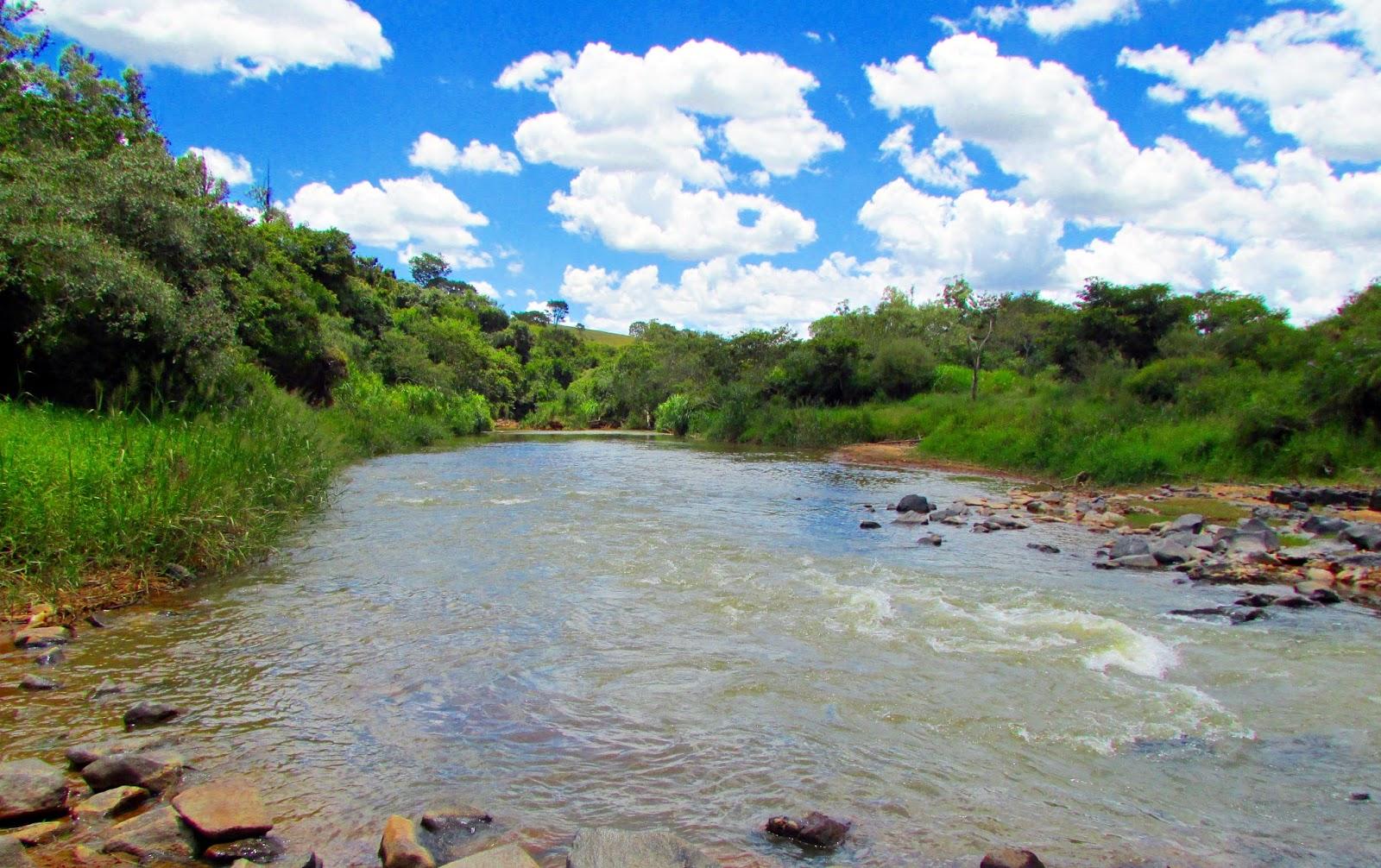 Rio Servo em Nepomuceno - MG.