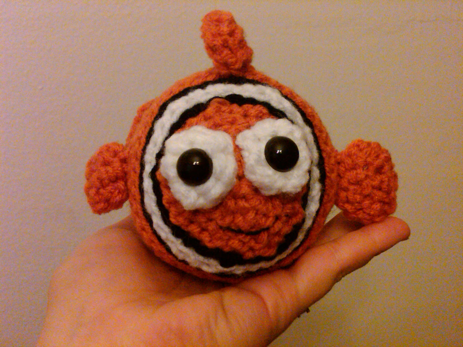 Amigurumi Sailor Octopus Pattern Free : Picturing Disney: My Original Disney Crochet Patterns
