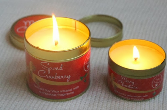 Kiss Air Candles Christmas Collection