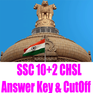 Download SSC CHSL (10+2) Answer Key 2016