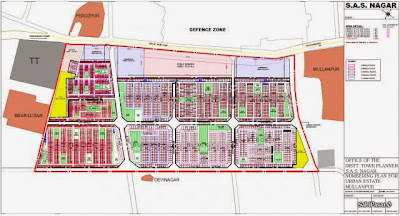 ecocity mullanpur layout