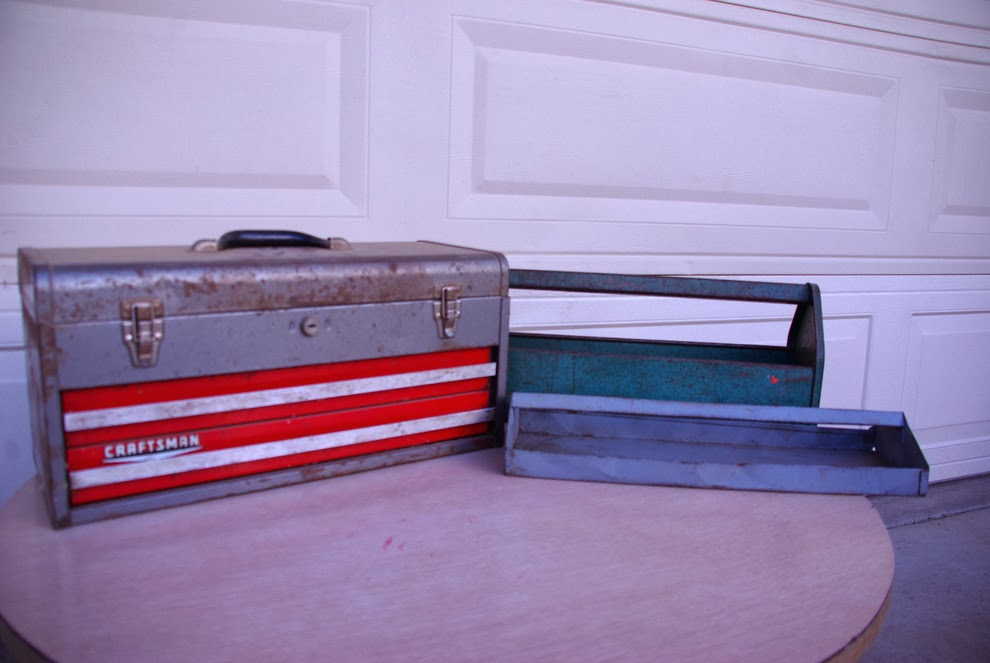 Finders Keepers Sold Vintage Craftsman Tool Boxes 70
