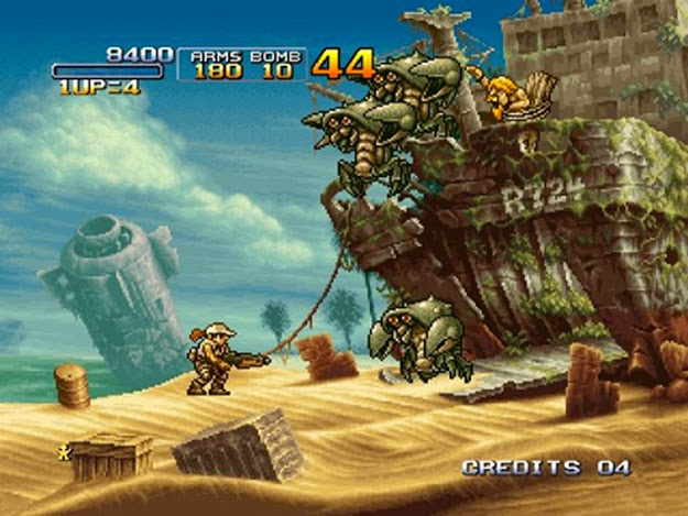 free download metal slug 3 for windows full version