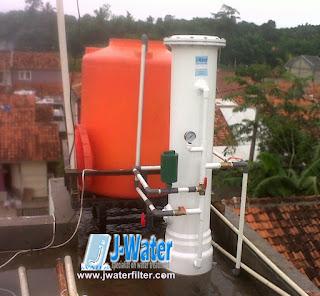 Filter Air_Penjernih Air_Saringan Air_Parung_Bogor