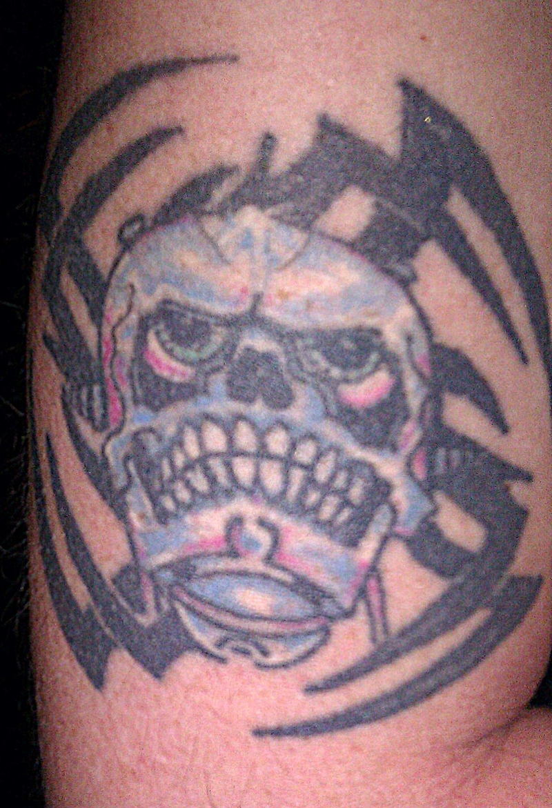 Skull Tattoos   Men Skull Tattoos