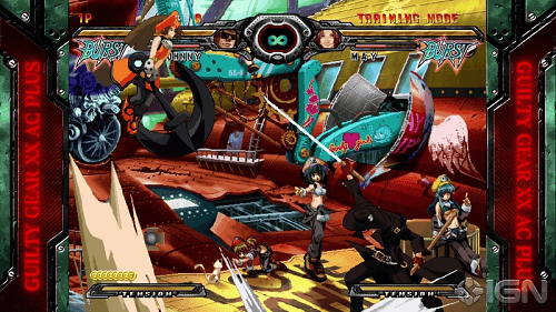 Guilty Gear XX Accent Core Plus R PC 2