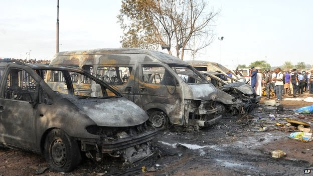 Nigeria-Blast-violence