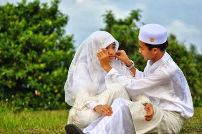 Gambar Islam Romantis