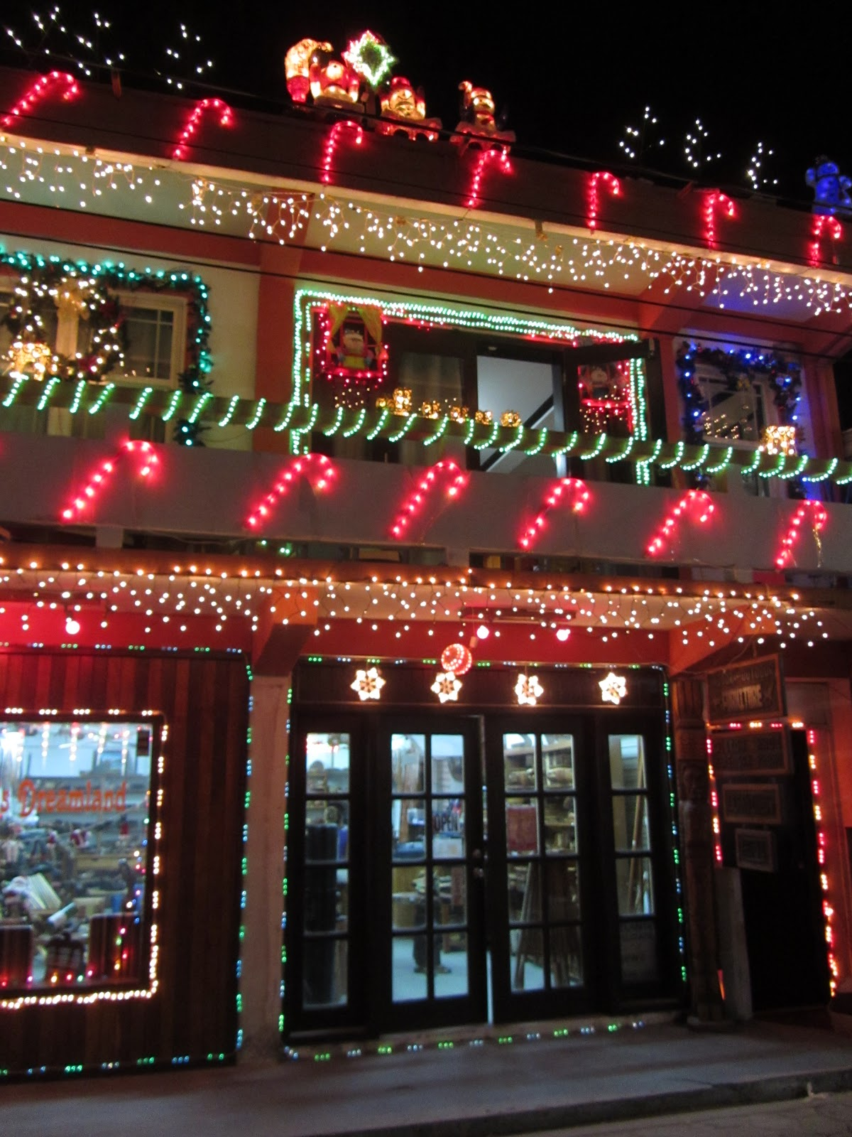 Why do we decorate with christmas lights - Our Judging Sheet Seems Like So Many Categories But By The End Of The Night It Is So Hard To Pick Do You Pick Someone Who Has An Amazing Display And