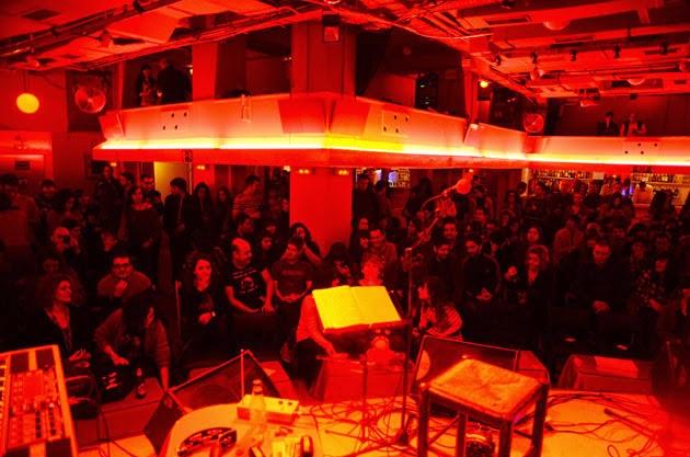 Sala Sol Madrid memorias de un don Nadie VI