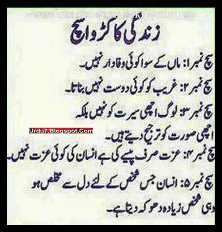 beautiful quotes on zindagi in urdu   lovely quotes