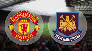 Manchester United vs West Ham: Susunan Pemain