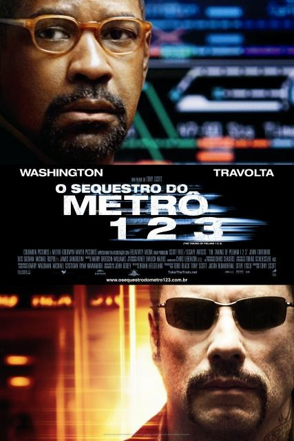 O Sequestro do Metr� 123 Dublado