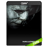 Halloween (2018) HC HDRip 720p Audio Dual Latino-Ingles