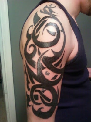 Tribal Tattoo Gallery