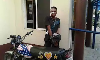23-Year-Old Bag Snatcher Nabbed During Failed Operation In Lagos