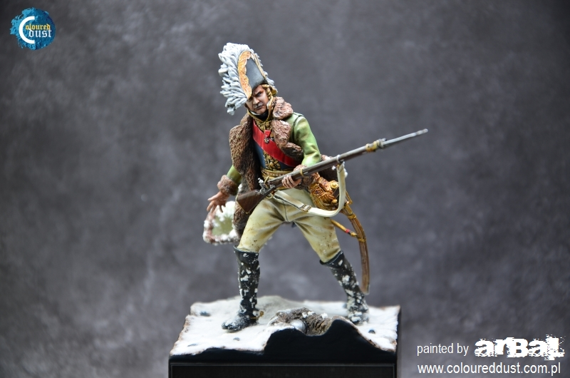 MARÉCHAL NEY, RUSSIA 1812 (Alexandros Models)