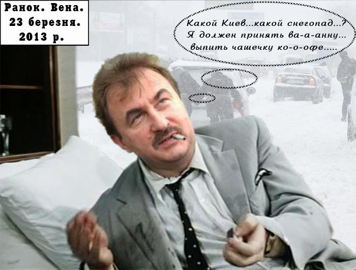 У Попова огласили перечень улиц, которым угрожает подтопление - Цензор.НЕТ 5831