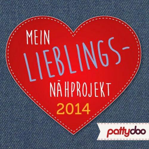 Mein Lieblings-Nähprojekt 2014 – Blogparty