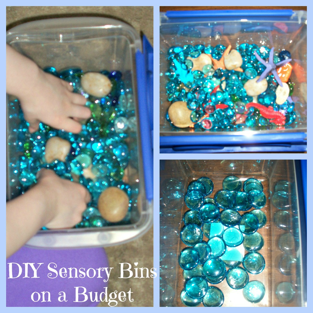Sensory Toys Autism : Diy sensory bins for fun and learning embracing destiny