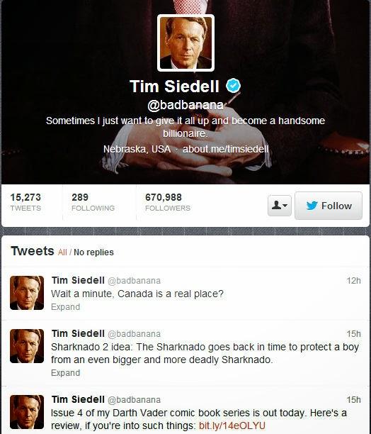 Tim Siedell - Magrush.com