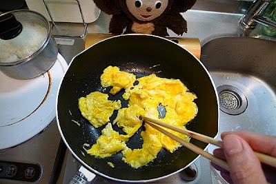 味噌のゴーヤチャンプルーの作り方(3)