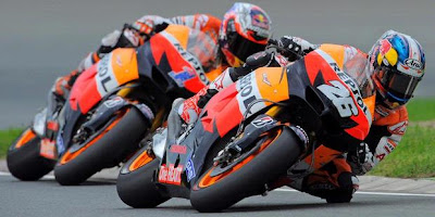Video dan Hasil MotoGP Jerman 2012