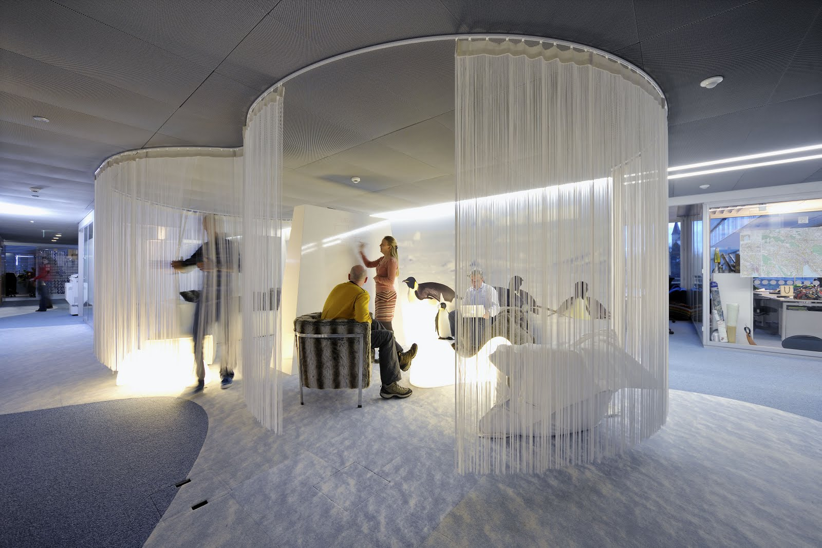cool office cubicles. cool cubicle ideas office cubicles g