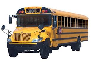 Foto Alat Transportasi Darat Bus