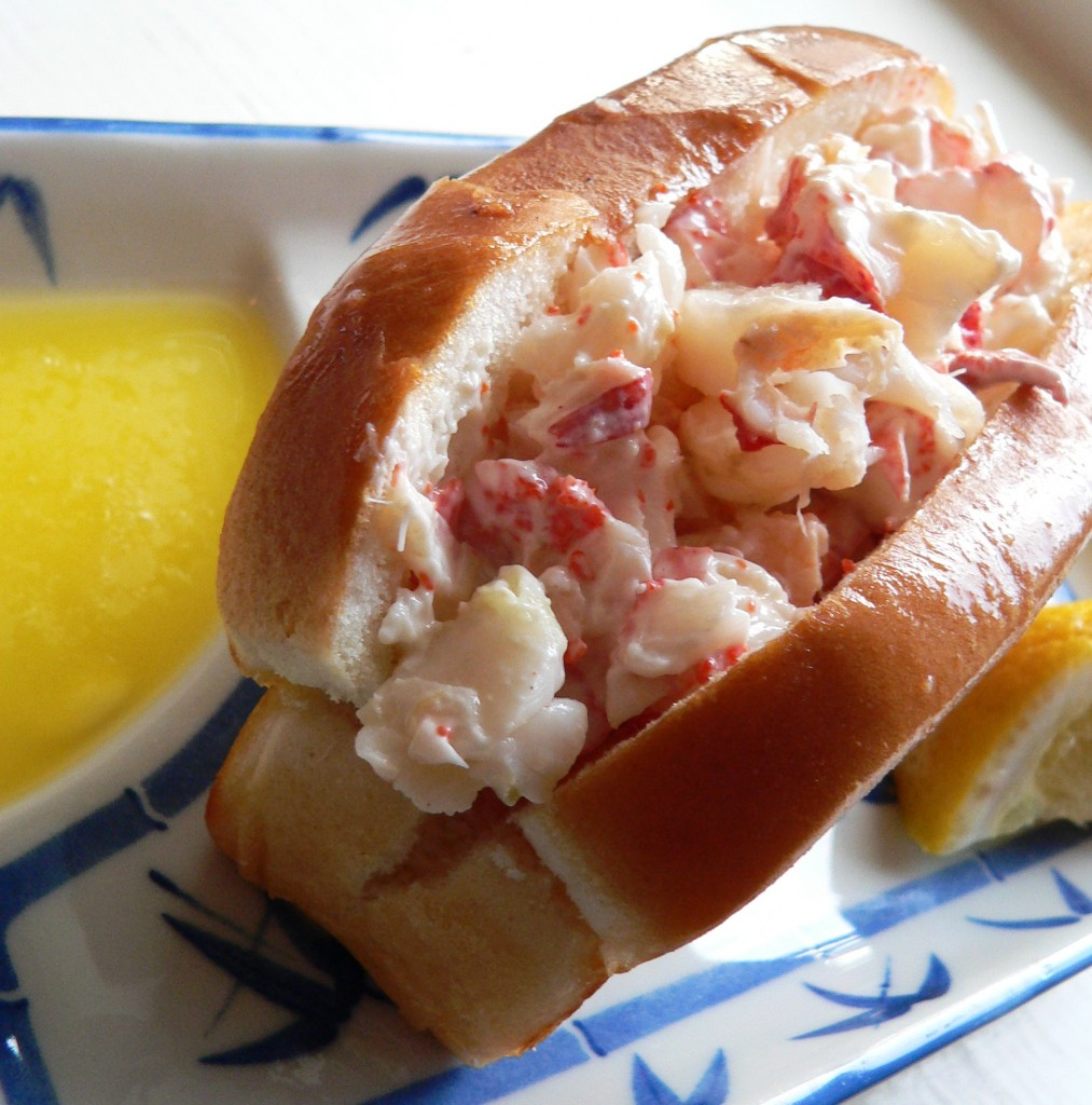 the block island seafood co loves lobster rolls like some folks love ...