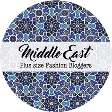 Middle East Plus Size Fashion Bloggers