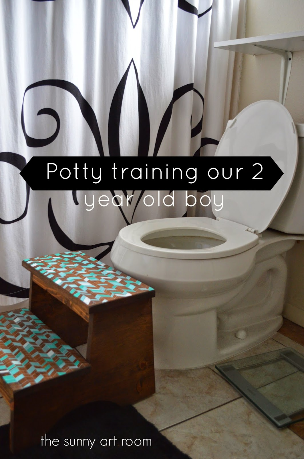 how to start potty training 3 year old