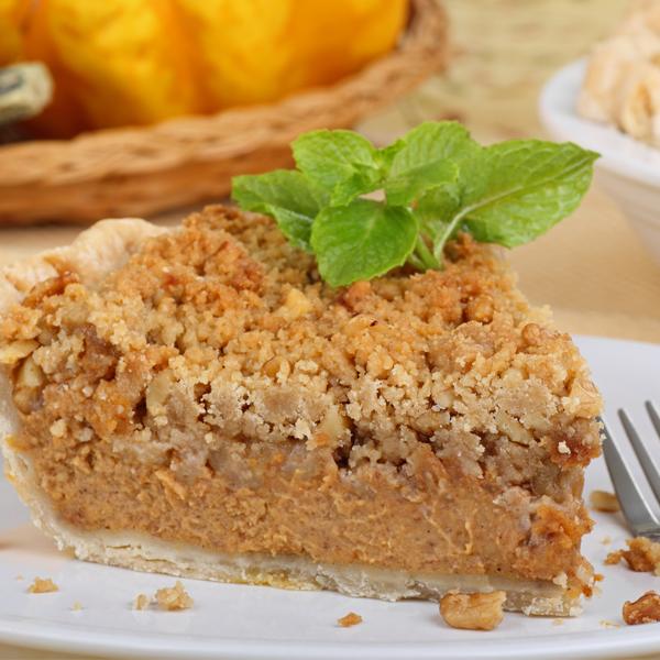 Awakenings: Pumpkin Pie: A Christmas Tradition