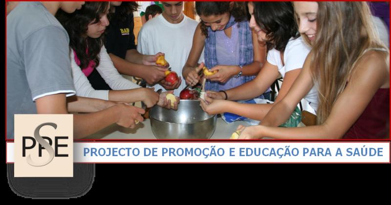 PROJECTO DE PROMOÇÃO E EDUCAÇÃO PARA SAÚDE