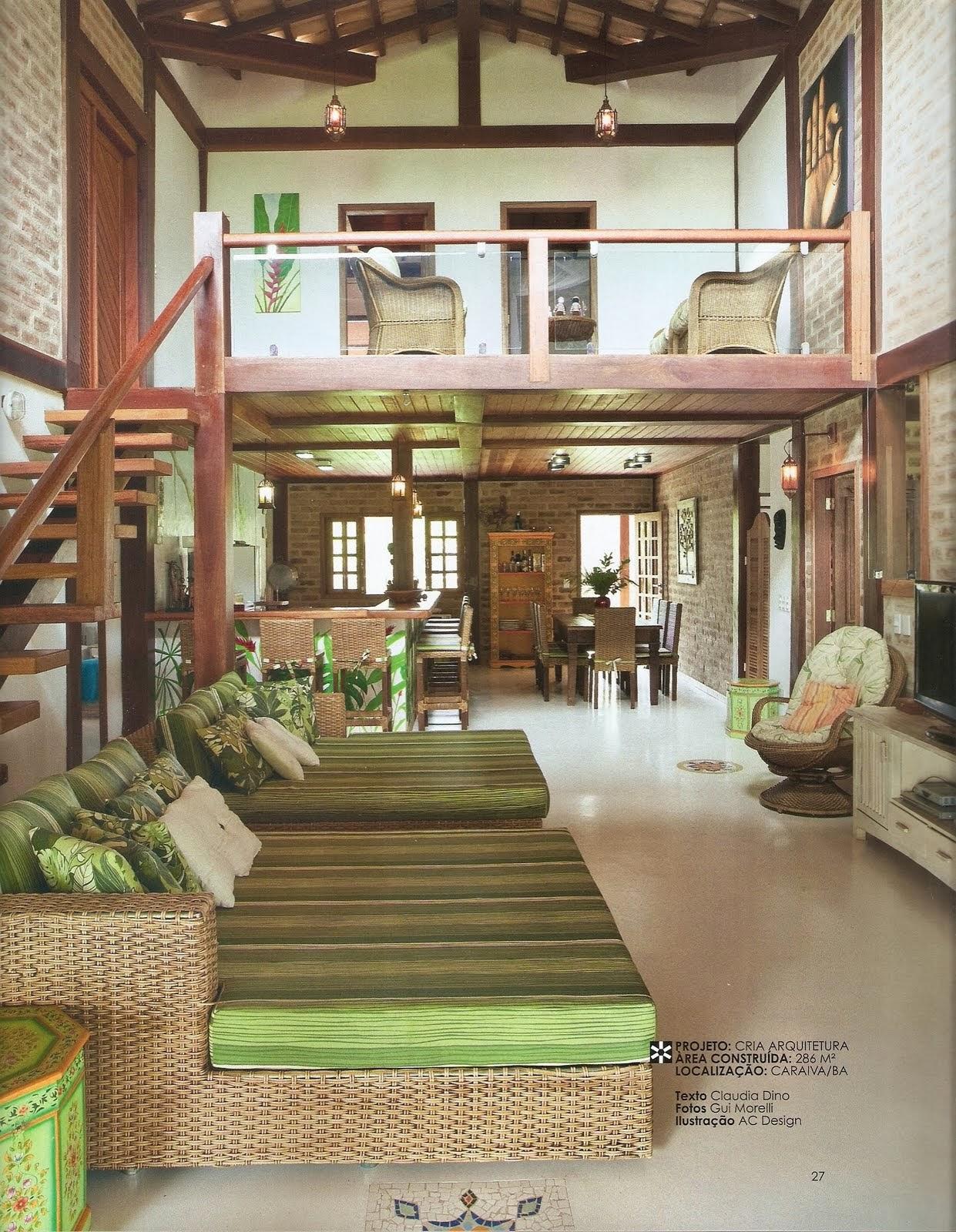 Well-known Projeto de casas de madeira rústicas, fotos LL57