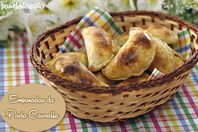 Empanadas da Paola Carosella