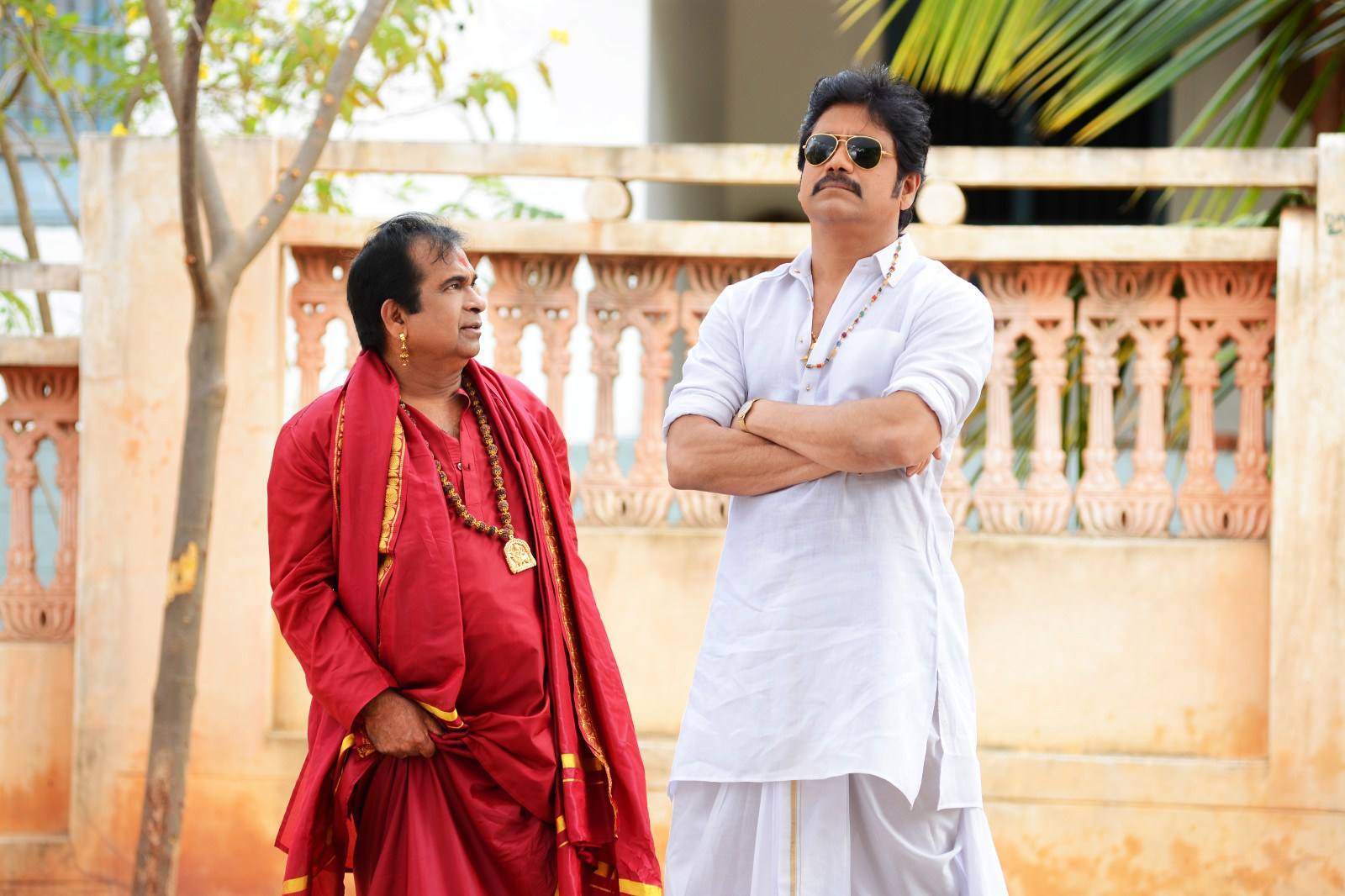 Soggade Chinni Nayana Movie Stills | Nagarjuna | Ramya krishna
