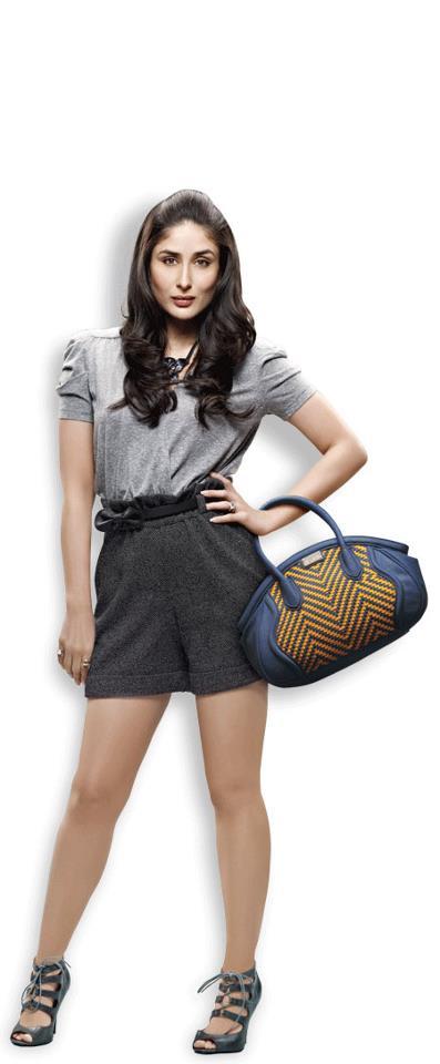 Kareena Kapoor For Lavie Handbags -photshoot In Black - SEXYY KAREEENA PICTURES - Famous Celebrity Picture