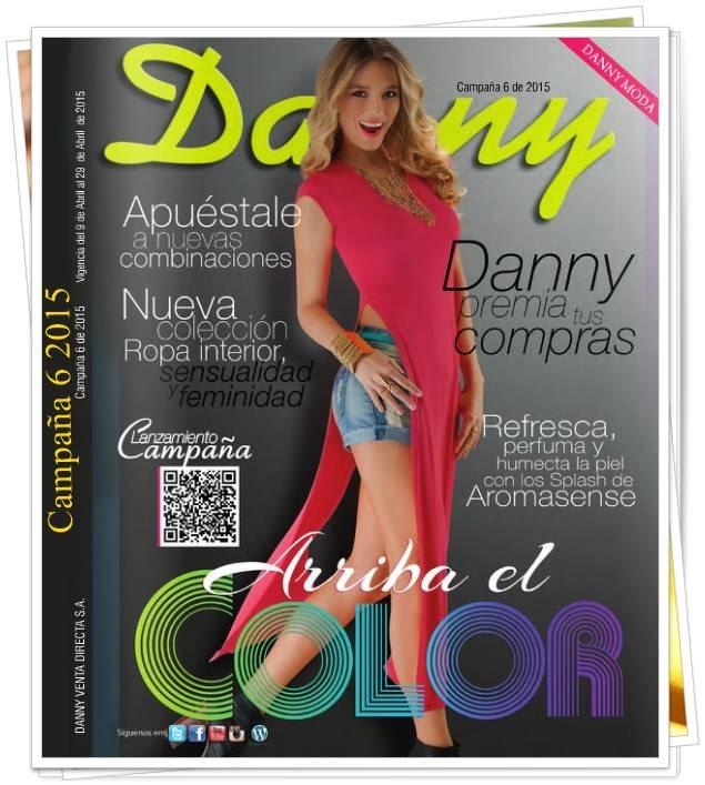 Catalogo Danny Campaña 6 2015