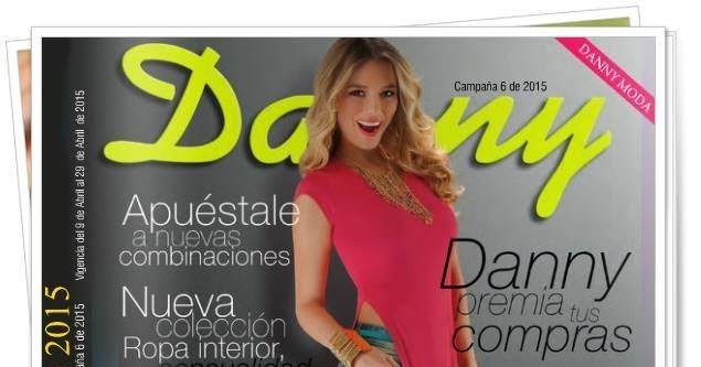 Catalogo danny nueva campa a 6 2015 - Combinaciones ropa interior femenina ...