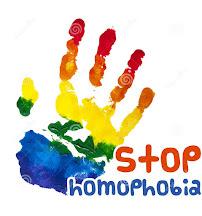 STOP LGTB homophobia