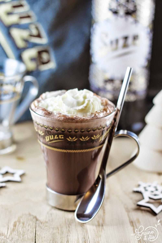 Chocolat Chaud, Suze et Chantilly - Une Graine d'Idée