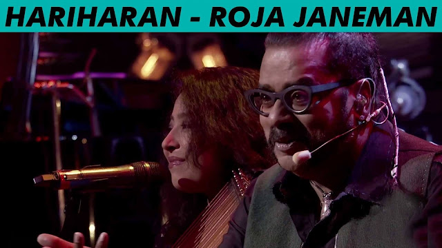 Hariharan - Roja Janeman @ MTV Unplugged Season 5 Royal Stag Barrel Select