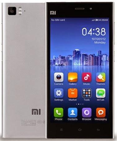 Review Xiaomi Mi3, Hp Adroid Terbaik Dari Tiongkok