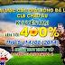 iBet88 khuyến mãi 400% ngày vàng 14-08