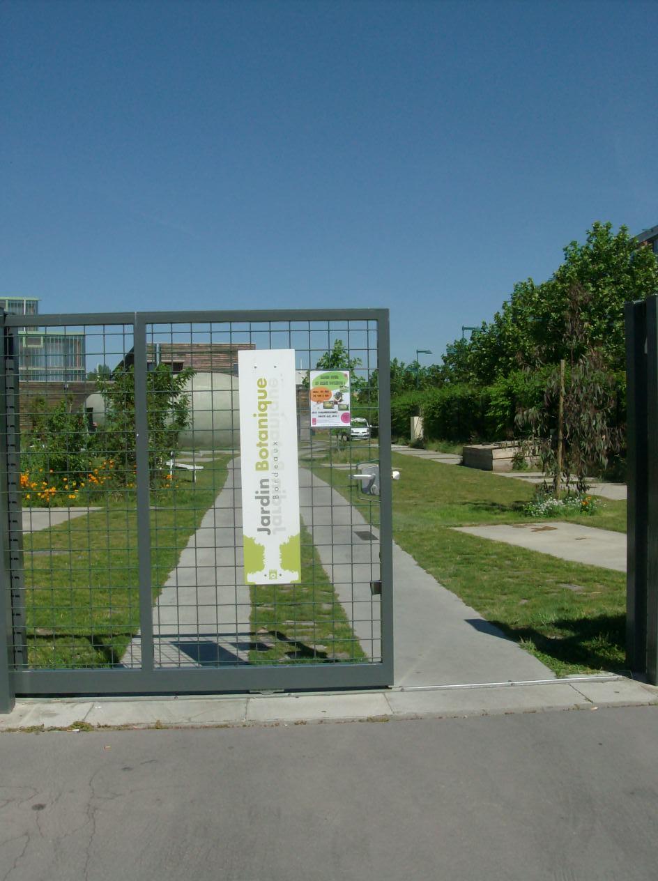Jardin botanique bordeaux france catherine mosbach for Jardin botanique bordeaux