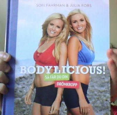 Bodylicious av Sofi Fahrman och Julia Fors